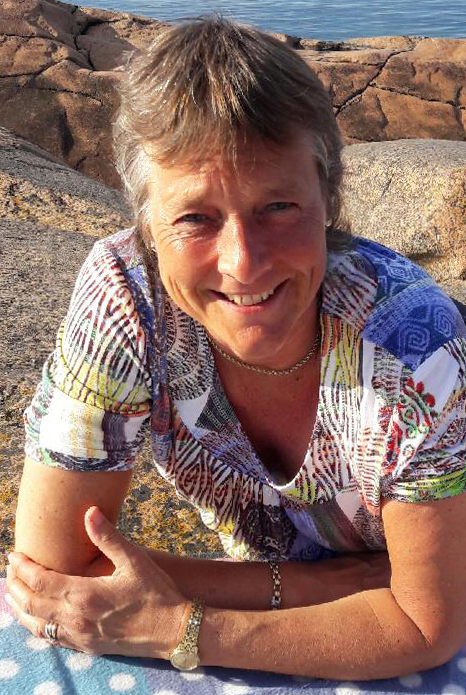 Porträtt - Lena André - Gymnastikdirektör, Diplomerad Friskvårdsterapeut och kostrådgivare.