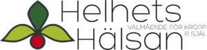 Helhets Hälsan - logotyp